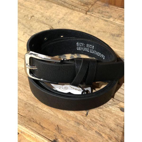 Rosenvinge Belt 691001 loop boucle black