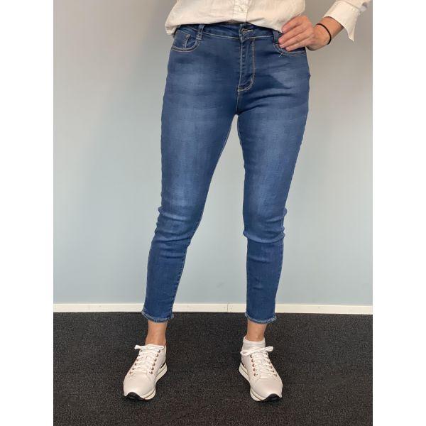 Bow Jeans Organic W. Pearl