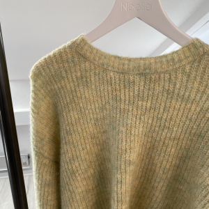 Frenchie Knit Sweater