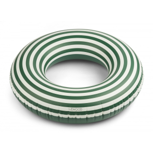 LIEWOOD - DONNA SWIM RING STRIPE GARDEN GREEN/CREME
