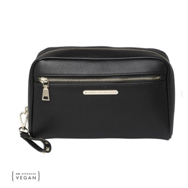 Emilie Cosmetic Bag Black
