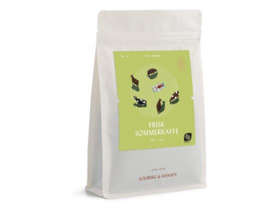 Frisk Sommerkaffe; Tade