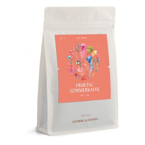 Fruktig Sommerkaffe; Gatugi