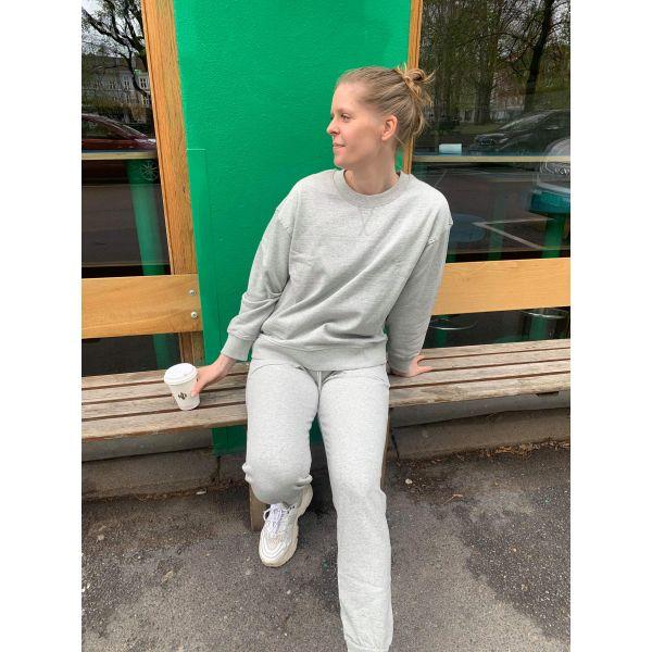 Stasie bukse grå