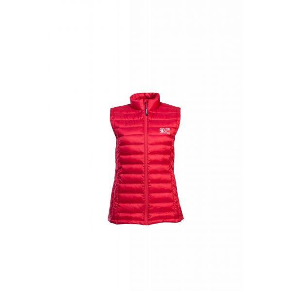 Dunvest Fashion dame chili rød