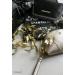 Beauty Case with Wristlet, Sundance Gold