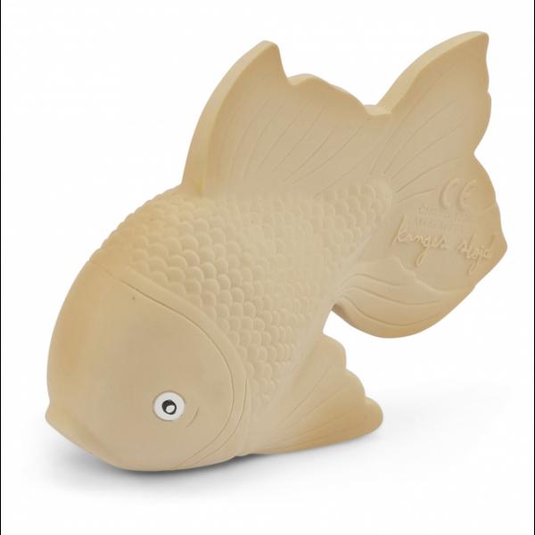 KONGES SLØJD - Teeth soother - goldfish