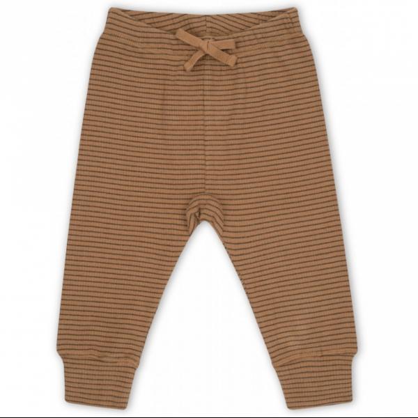 KONGES SLØJD - Kaya pants - mocca/beige