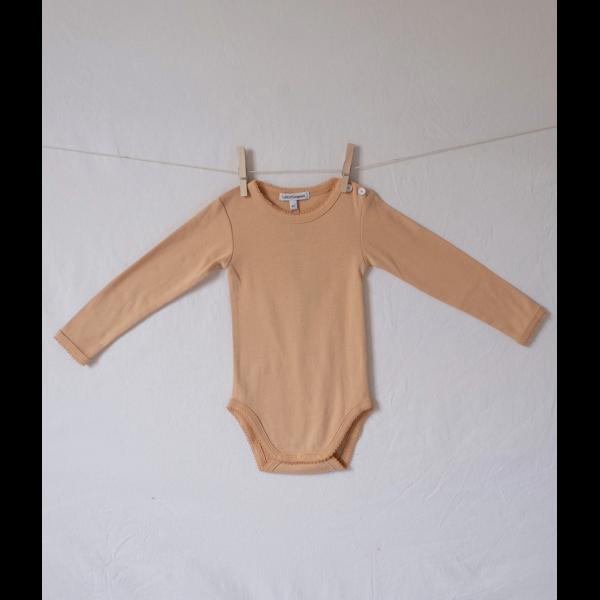 Body, Organic cotton - Ocher
