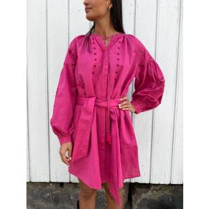 Delphine Dress - Pink