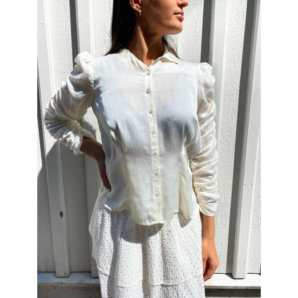 Satin Shirt - Vintage