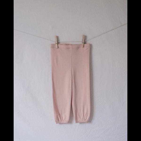 Bukse, Organic cotton - Rose