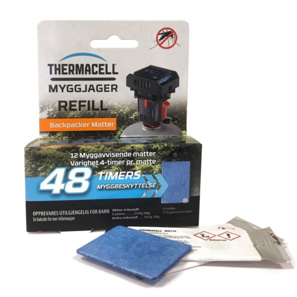 Refillmatter 48t ThermaCell Backpacker