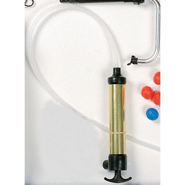 Pumpe for olje motor