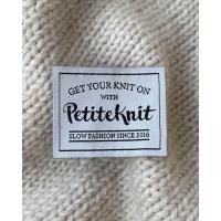 "PetiteKnit - ""Get Your Knit On""-label"