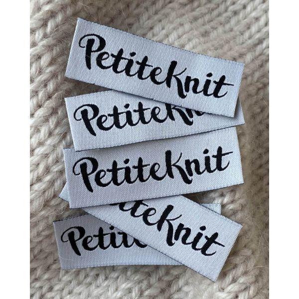 PetiteKnit-label