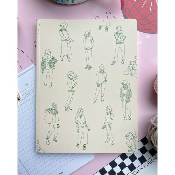"PetiteKnit - ""Knitting Journal - Grand Signatur"""