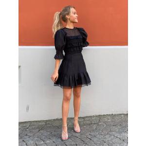 Lila short dress