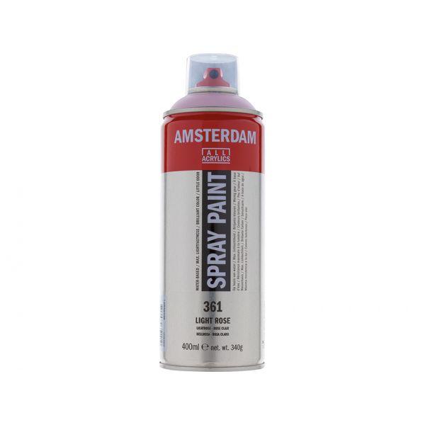 Amsterdam Spray 400ml – 361 Light rose
