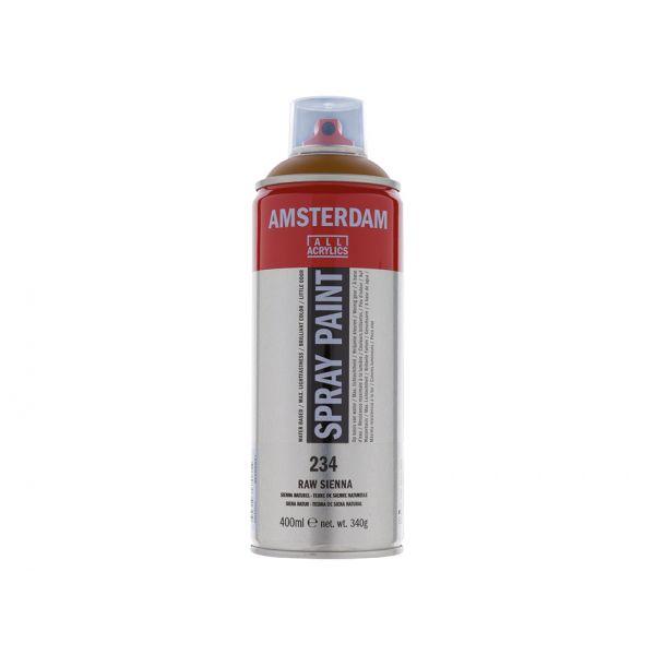 Amsterdam Spray 400ml – 234 Raw sienna