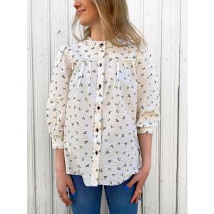 Minsk Shirt - Bright White