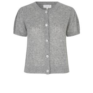 Laica Wool&cashmere cardigan Grey