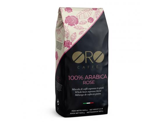 ORO CAFFE   100% ARABICA ROSE 1KG