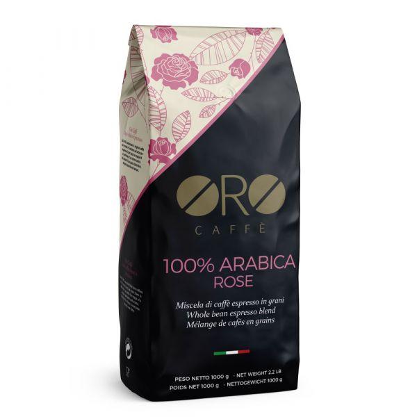 ORO CAFFE | 100% ARABICA ROSE 1KG