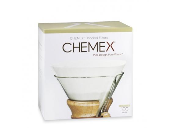 CHEMEX PAPIRFILTER TIL 6/8/10 KOPP 100STK