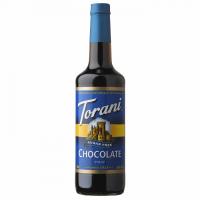 TORANI CHOCOLATE SUKKERFRI 750ML