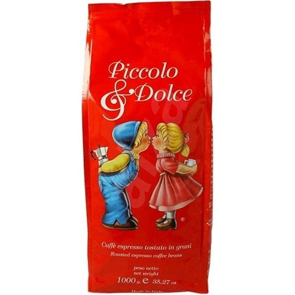 LUCAFFE   PICCOLO & DOLCE 1KG