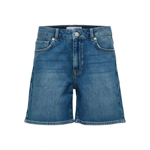 Silla Denim Shorts