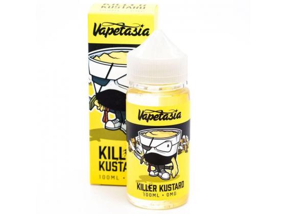 VAPETASIA - KILLER KUSTARD - 100ML