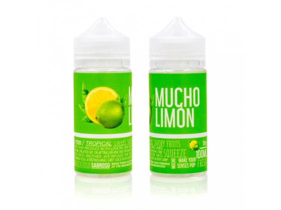 MUCHO E-JUICE - MUCHO LIMON - 100ML