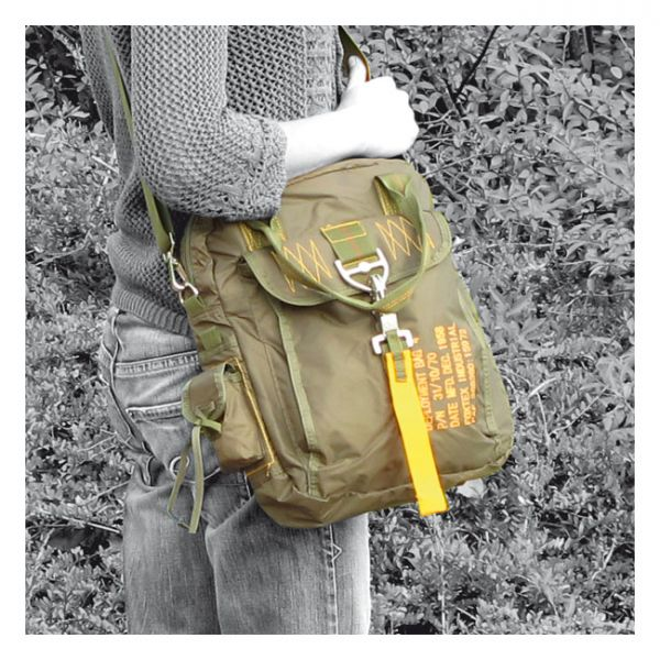 FOSTEX DEPLOYMENT BAG #4 GREEN