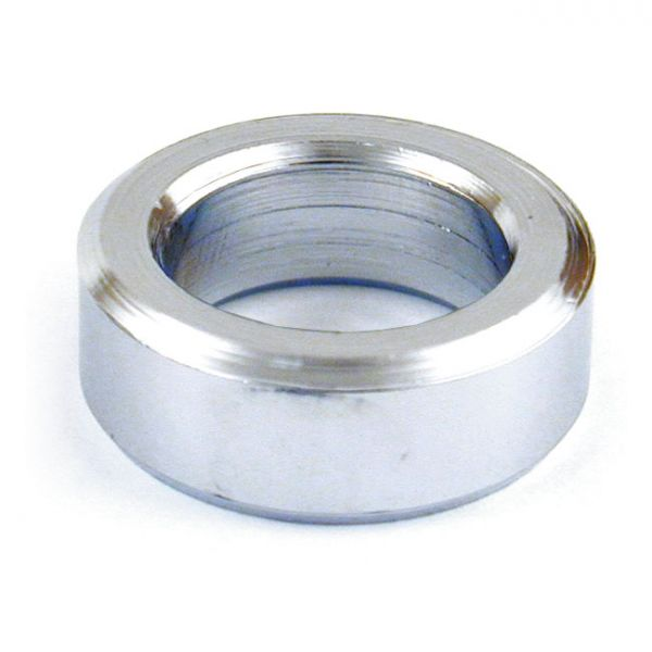 AXLE SPACER, ZINC PLATED. 9,6mm.(3/4 aksel)