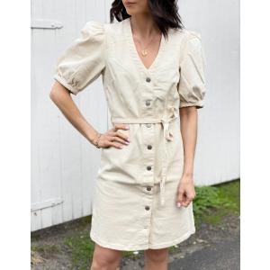 Sophia Star White 3/4 Dress