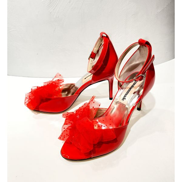 Marita Bow - Persian Red