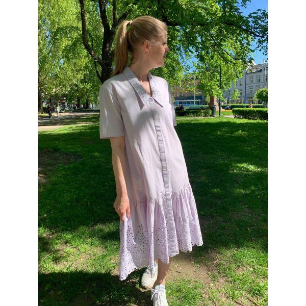Aubreya kjole lavendel