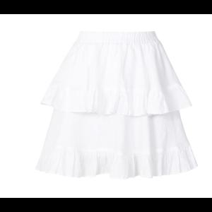 Chloe linen skirt