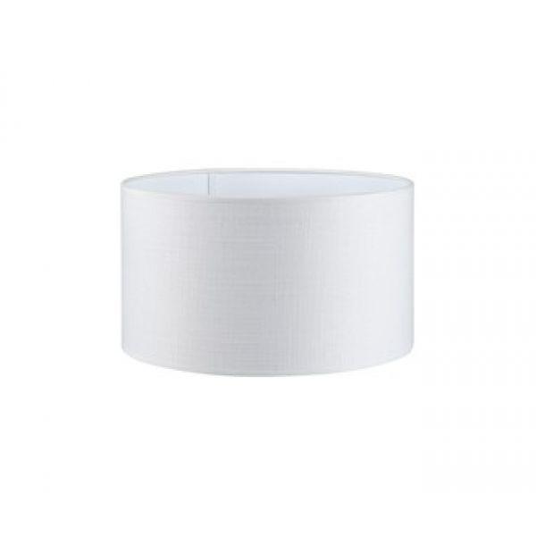 Lampeskjerm Ø35cm høyde 20cm lin Sort