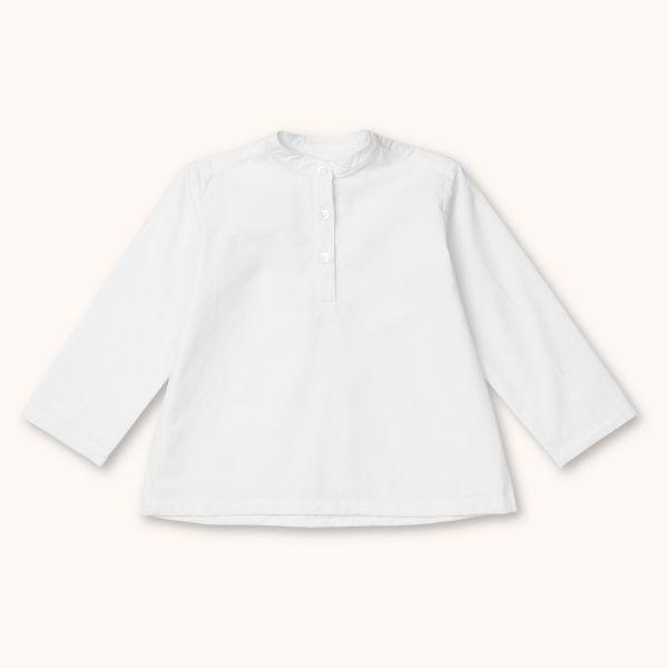 LALABY - CARLO SHIRT WHITE
