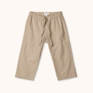 LALABY - CHARLIE TROUSERS TOFFEE