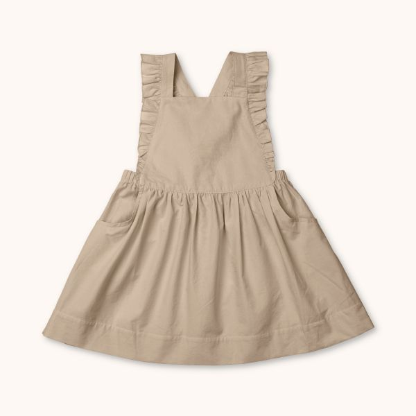 LALABY - HAVANA DRESS TOFFEE