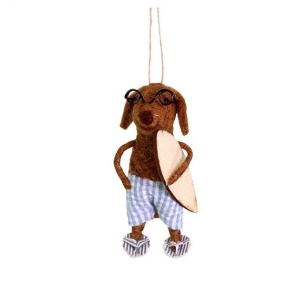 Surferhund til opphenging