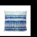 Utepute Adria blå/hvit