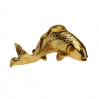 Gull fisk rett
