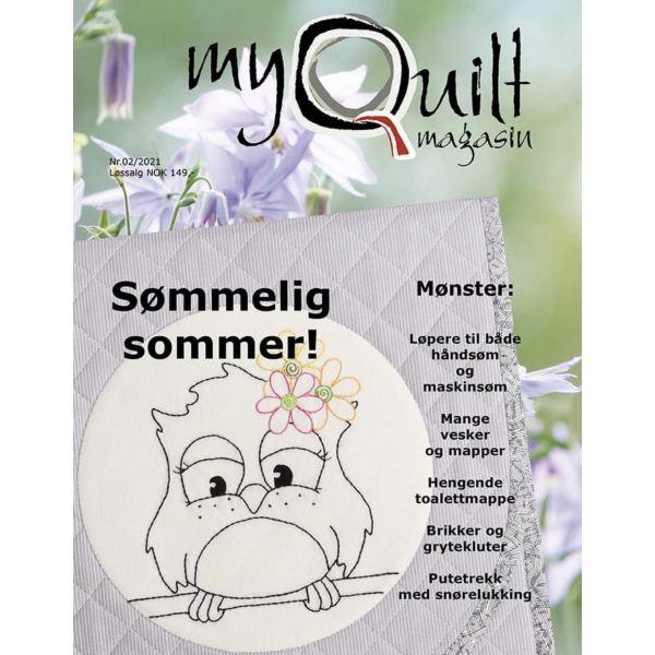 MyQuilt nr 2 - 2021