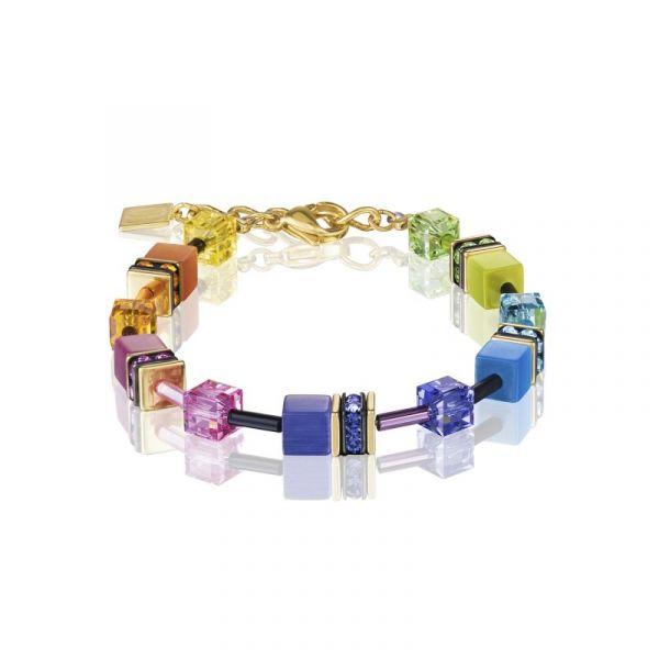 GEOCUBE Multicolour summer Bracelet