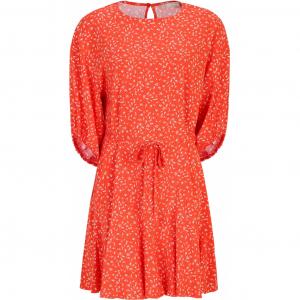 Jolene kjole rød